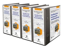 Abbildung von Bracher / Holzapfel | HKV – Handbuch der kommunalen Verkehrsplanung | 1. Auflage | 2020 | beck-shop.de