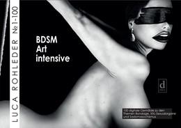 Abbildung von Rohleder | Kunstbildband BDSM Art intensive, Werke Nº 1-100 | 1. Auflage | 2019 | beck-shop.de