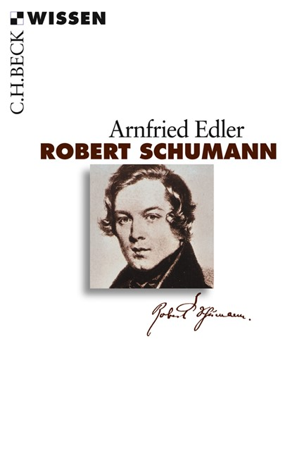 Cover: Arnfried Edler, Robert Schumann