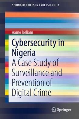 Abbildung von Iorliam | Cybersecurity in Nigeria | 1. Auflage | 2019 | beck-shop.de