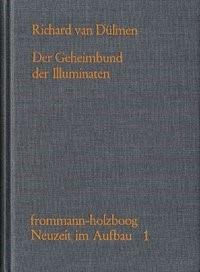 Der Geheimbund der Illuminaten   Dülmen, 1975   Buch (Cover)