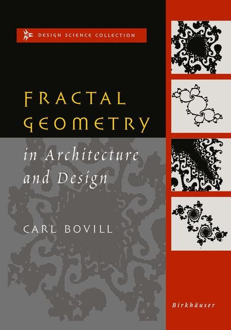 Fractal Geometry in Architecture and Design | Bovill | 1996, 1996 | Buch (Cover)