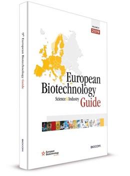 Abbildung von Macht / Wirsching | 9th European Biotechnology Science & Industry Guide 2019 | 1. Auflage | 2019 | beck-shop.de