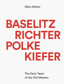Abbildung von Adriani   The Early Years of the Old Masters   1. Auflage   2019   beck-shop.de