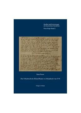 Abbildung von Putzer, Katja | Das Urbarbuch des Erhard Rainer zu Schambach von 1376 | 2019 | Besitz und Bücher eines bayeri... | 50
