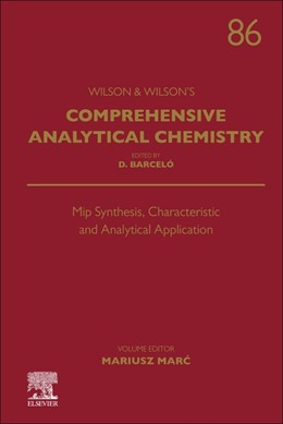 Abbildung von Mip Synthesis, Characteristics and Analytical Application | 2019 | 86
