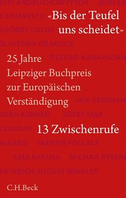 Abbildung von 'Bis der Teufel uns scheidet'   1. Auflage   2019   beck-shop.de