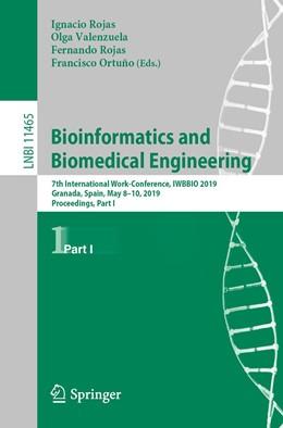 Abbildung von Rojas / Valenzuela   Bioinformatics and Biomedical Engineering   1. Auflage   2019   beck-shop.de