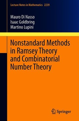 Abbildung von Di Nasso / Goldbring / Lupini | Nonstandard Methods in Ramsey Theory and Combinatorial Number Theory | 1st ed. 2019 | 2019 | 2239