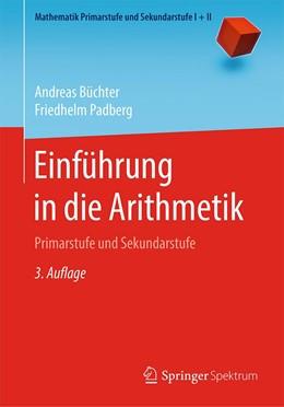 Abbildung von Büchter / Padberg   Einführung in die Arithmetik   3. Auflage   2019   beck-shop.de