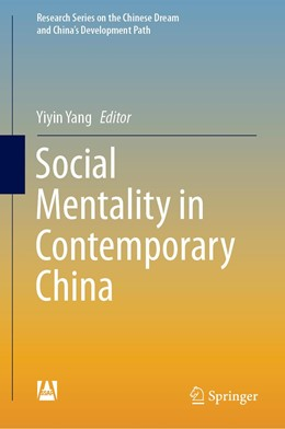 Abbildung von Yang | Social Mentality in Contemporary China | 1st ed. 2019 | 2019