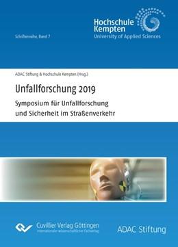 Abbildung von ADAC Stiftung / Hochschule Kempten | Unfallforschung 2019 | 2019 | Symposium für Unfallforschung ...
