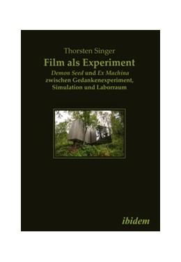 Abbildung von Singer   Film als Experiment   1. Auflage   2019   beck-shop.de