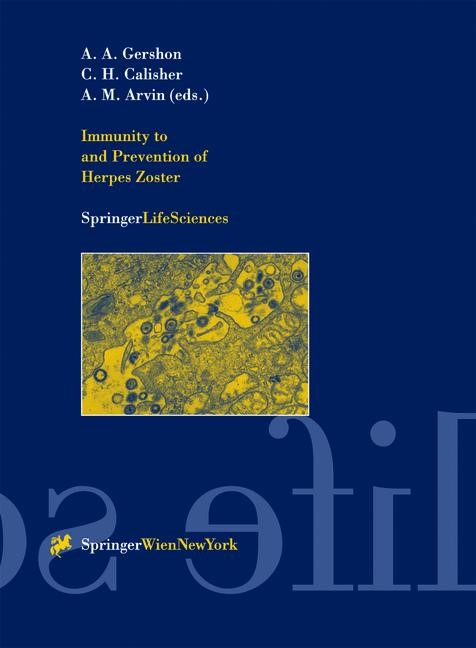 Abbildung von Gershon / Calisher / Arvin | Immunity to and Prevention of Herpes Zoster | 2001