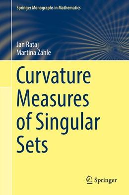 Abbildung von Rataj / Zähle | Curvature Measures of Singular Sets | 1st ed. 2019 | 2019
