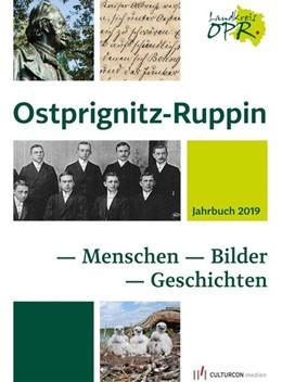 Abbildung von Ostprignitz-Ruppin. Jahrbuch 2019   1. Auflage   2019   beck-shop.de