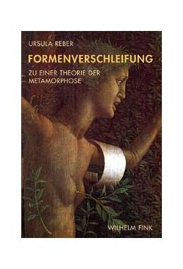 Abbildung von Reber | Formenverschleifung | 1. Aufl. | 2009
