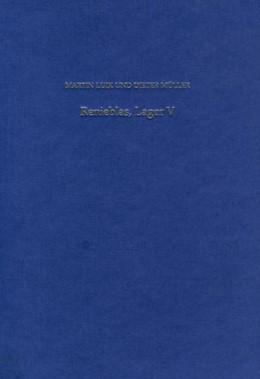 Abbildung von / Müller | Renieblas, Lager V | 2006 | Die Ergebnisse der archäologis... | 9. Hrsg.: Deutsches Archäologisches Institut Madr