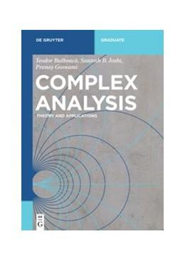 Abbildung von Bulboaca / Joshi / Goswami | Complex Analysis | 2019 | Theory and Applications