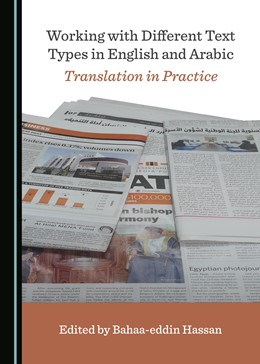 Abbildung von Working with Different Text Types in English and Arabic | 2019 | Translation in Practice