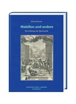 Abbildung von Dorna | Mabillon und andere | 2019 | Die Anfänge der Diplomatik. Au... | 159