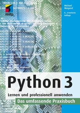 Abbildung von Weigend | Python 3 | 2019 | 2019 | Lernen und professionell anwen...