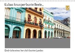 Abbildung von Abel | Kubas knusperbunte Seele... (Wandkalender 2020 DIN A3 quer) | 6. Edition 2020 | 2019 | Eindrücke eines herzlich bunte...