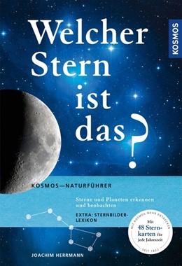 Abbildung von Herrmann | Welcher Stern ist das? | 33. Auflage | 2019 | Sterne und Planeten erkennen u...