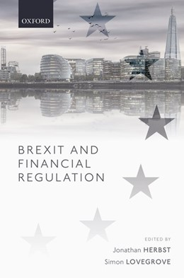 Abbildung von Herbst / Lovegrove | Brexit and Financial Regulation | 2020