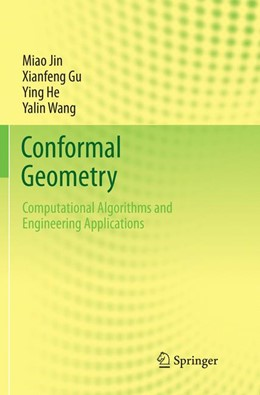 Abbildung von Jin / Gu / He | Conformal Geometry | Softcover reprint of the original 1st ed. 2018 | 2019