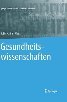 Abbildung von Haring (Hrsg.) | Gesundheitswissenschaften | 2019