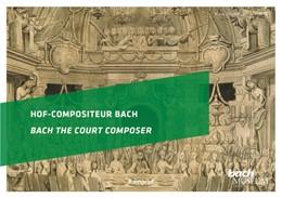 Abbildung von Rucker | Hof-Compositeur Bach | 1. Auflage | 2019 | beck-shop.de