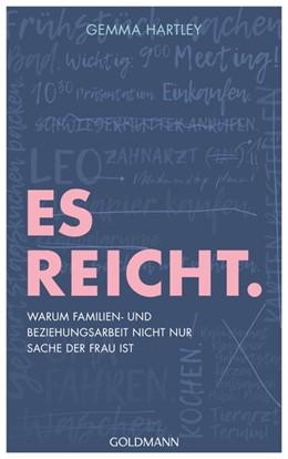 Abbildung von Hartley   Es reicht.   1. Auflage   2019   beck-shop.de