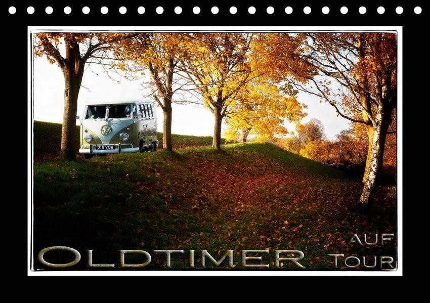 Abbildung von Adams Foto-You. De   Oldtimer auf Tour (Tischkalender 2020 DIN A5 quer)   6. Edition 2020   2019