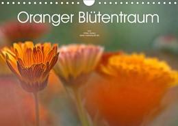 Abbildung von Adam | Oranger Blütentraum (Wandkalender 2020 DIN A4 quer) | 1. Edition 2019 | 2019 | Zarte orange Blütenfotos verza...