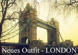 Abbildung von Adam | Neues Outfit - LONDON (Wandkalender 2020 DIN A4 quer) | 5. Edition 2019 | 2019 | Die Weltmetropole London erstr...