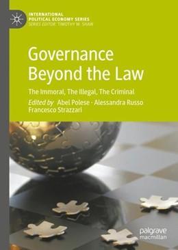 Abbildung von Polese / Russo | Governance Beyond the Law | 1. Auflage | 2019 | beck-shop.de