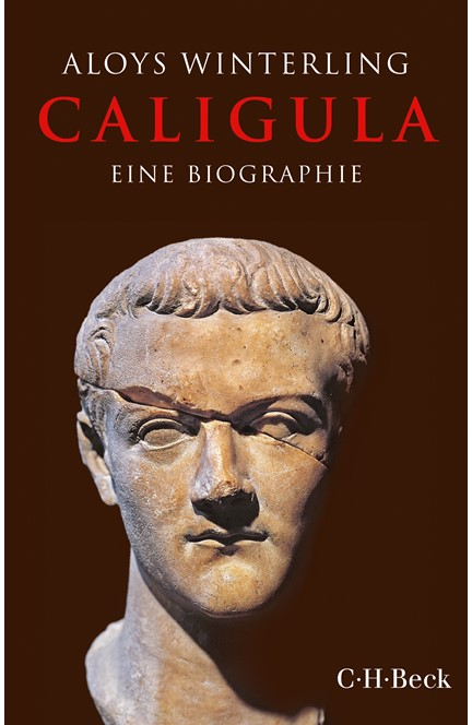 Cover: Aloys Winterling, Caligula
