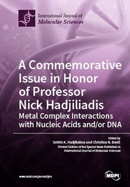 Abbildung von A Commemorative Issue in Honor of Professor Nick Hadjiliadis Metal Complex Interactions with Nucleic Acids and/or DNA | 2019
