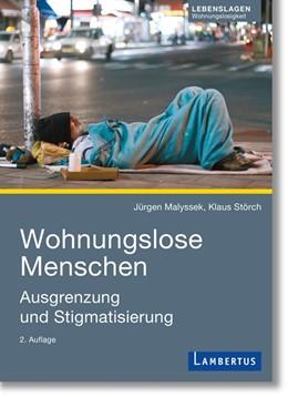 Abbildung von Malyssek / Störch | Wohnungslose Menschen | 2. Auflage | 2020