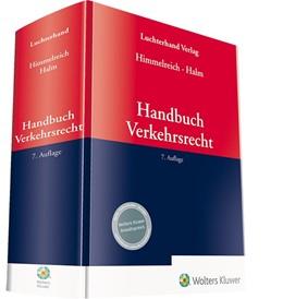 Abbildung von Halm / Himmelreich | Handbuch des Fachanwalts Verkehrsrecht | 7. Auflage | 2021 | beck-shop.de