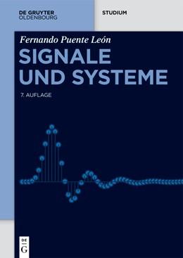 Abbildung von Puente León / Jäkel   Signale und Systeme   7. Auflage   2019   beck-shop.de