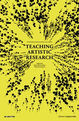 Abbildung von Mateus-Berr / Jochum | Teaching Artistic Research | 2020 | Conversations Across Cultures
