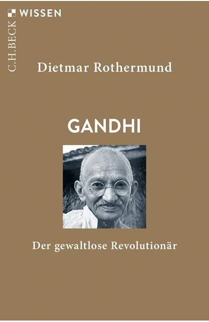 Cover: Dietmar Rothermund, Gandhi