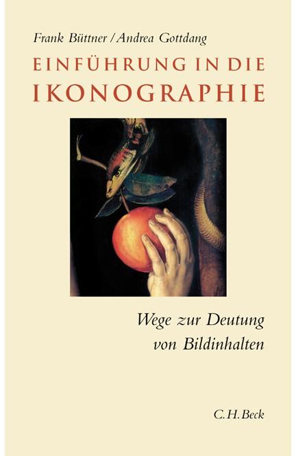 Cover: Andrea Gottdang|Frank Büttner, Einführung in die Ikonographie