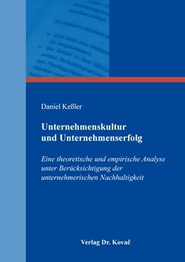 Abbildung von Keßler | Unternehmenskultur und Unternehmenserfolg | 2019 | Eine theoretische und empirisc... | 505