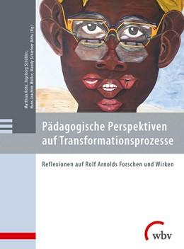 Abbildung von Rohs / Schüßler   Pädagogische Perspektiven auf Transformationsprozesse   1. Auflage   2019   beck-shop.de