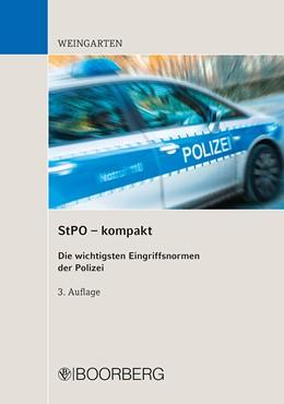 Abbildung von Weingarten | StPO - kompakt | 3. Auflage | 2019 | beck-shop.de