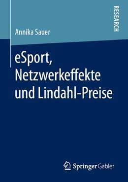 Abbildung von Sauer | eSport, Netzwerkeffekte und Lindahl-Preise | 2019