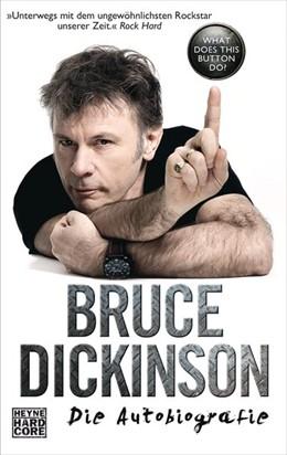 Abbildung von Dickinson | What Does This Button Do? | 2019 | Die Autobiografie - Deutsche A...